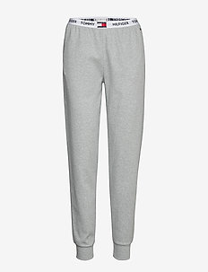 PANT LWK - broeken - grey heather