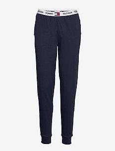 PANT LWK - nederdelar - navy blazer