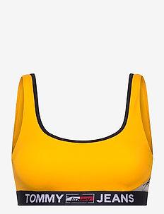 BRALETTE - bikini tops - amber glow