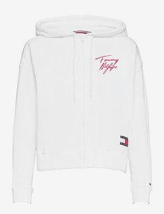 FZ HOODIE LWK - sweatshirts & hættetrøjer - white