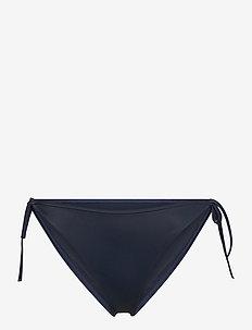 STRING SIDE TIE - side tie bikinier - desert sky