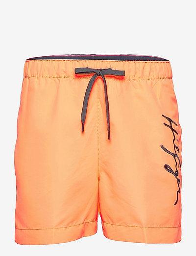 MEDIUM DRAWSTRING - shorts de bain - sun bleached orange