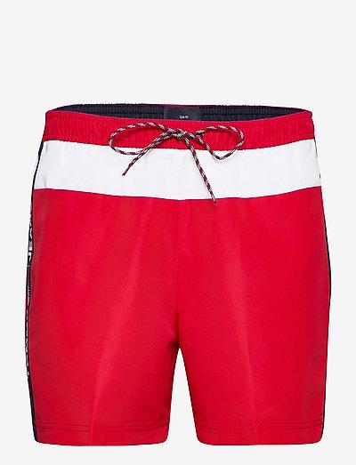 SF MEDIUM DRAWSTRING - shorts de bain - primary red