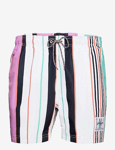 SF MEDIUM DRAWSTRING - shorts de bain - multi stripe