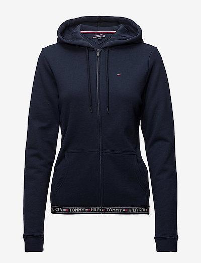 HOODY HWK - gensere og hettegensere - navy blazer
