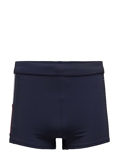 KNIT TRUNK FLAG - NAVY BLAZER