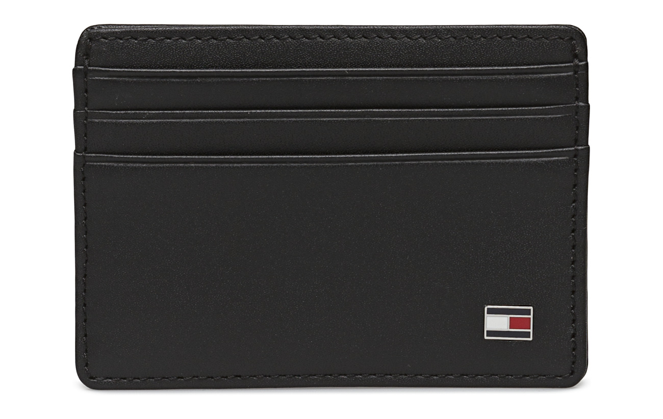 Tommy Hilfiger ETON CC HOLDER - BLACK