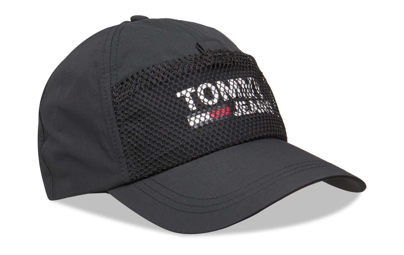 Tommy Hilfiger TJM COOL CITY CAP - BLACK