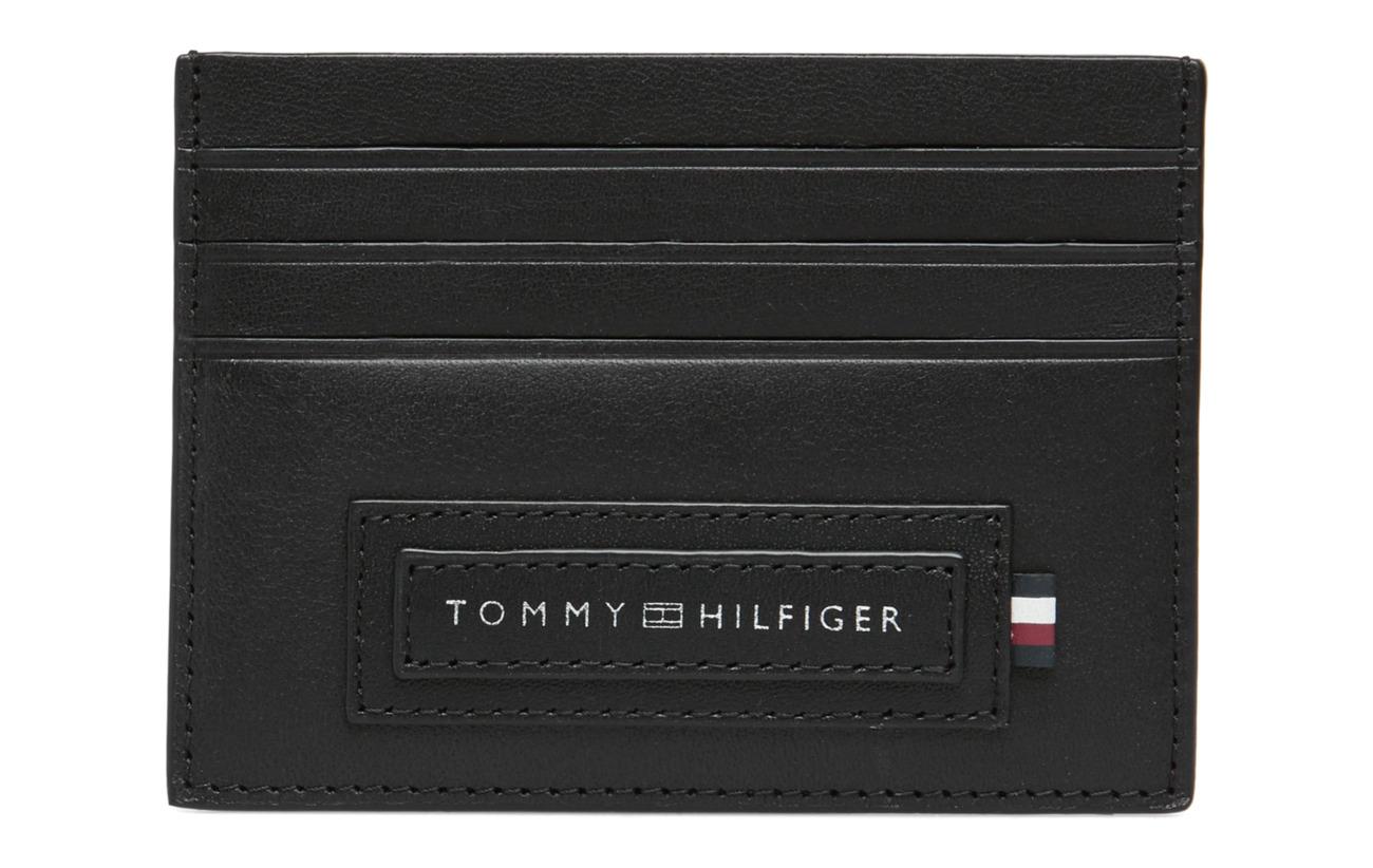 Tommy Hilfiger MODERN CC HOLDER - BLACK
