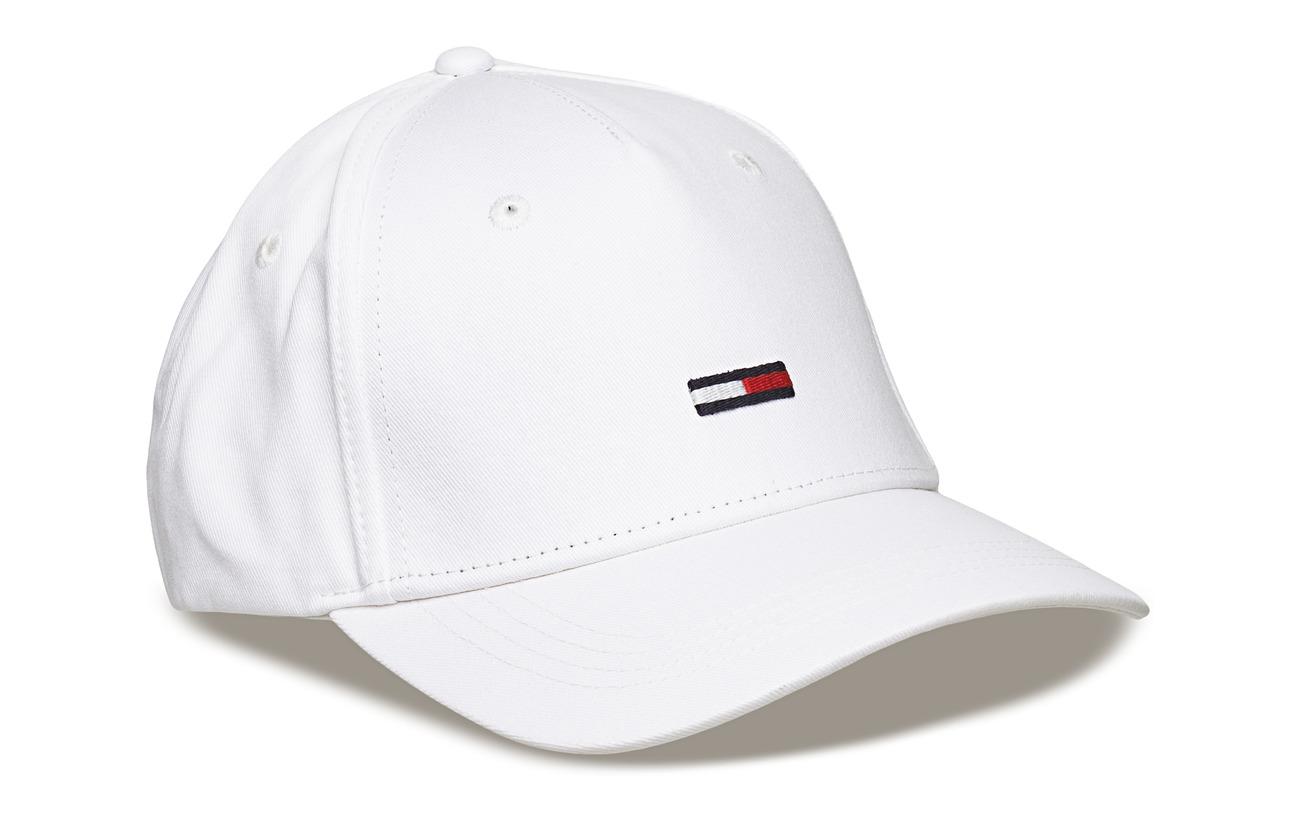 f5a908bb Tju Flag Cap M (Bright White) (29.90 €) - Tommy Hilfiger - | Boozt.com