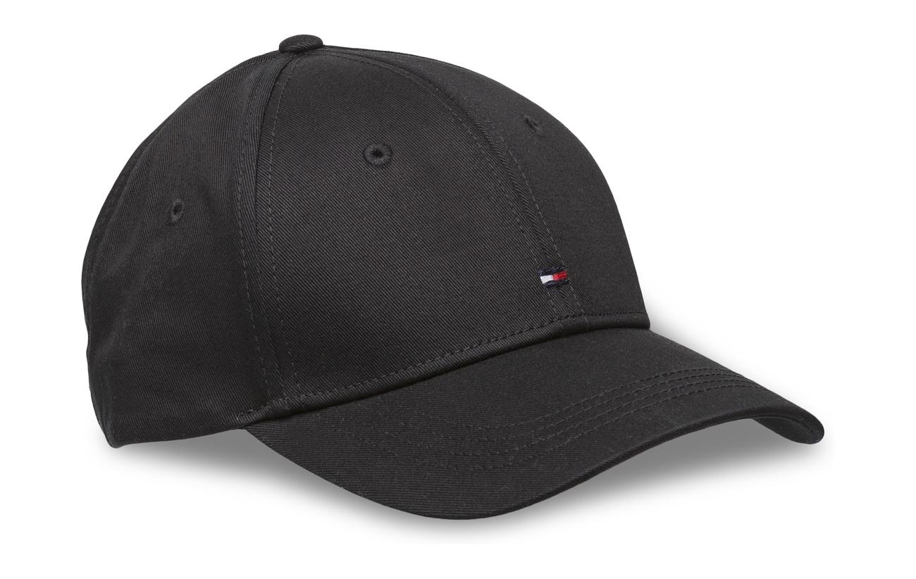 Tommy Hilfiger CLASSIC BB CAP - BLACK