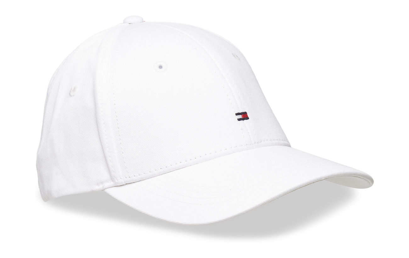 Tommy Hilfiger CLASSIC BB CAP - BRIGHT WHITE