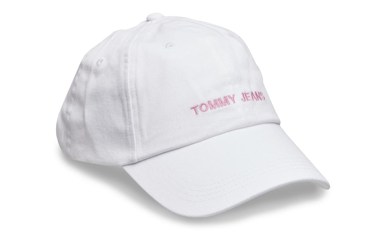 Tommy Hilfiger TJW SPORT CAP - BRIGHT WHITE