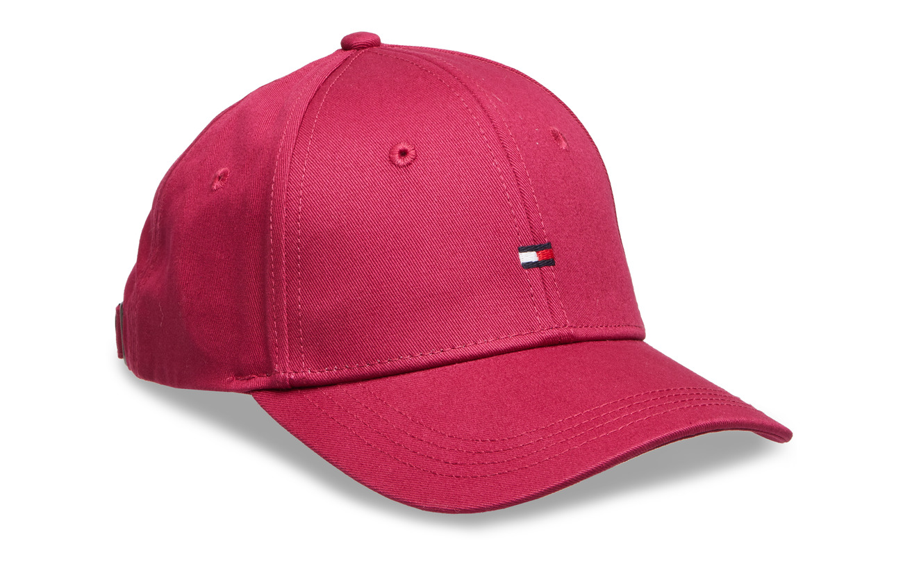 Tommy Hilfiger CLASSIC BB CAP - BEET RED