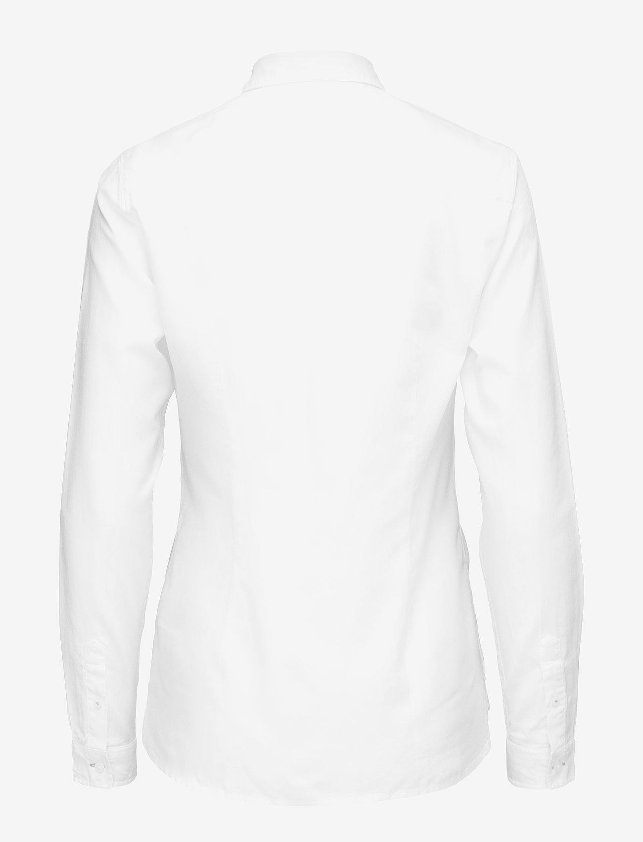 Tommy Hilfiger - HERITAGE REGULAR FIT - long-sleeved shirts - classic white - 1