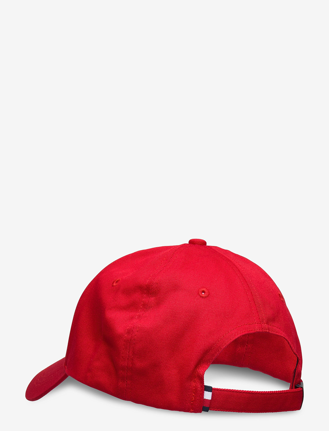 Tommy Hilfiger - BIG FLAG CAP - casquettes - primary red - 1