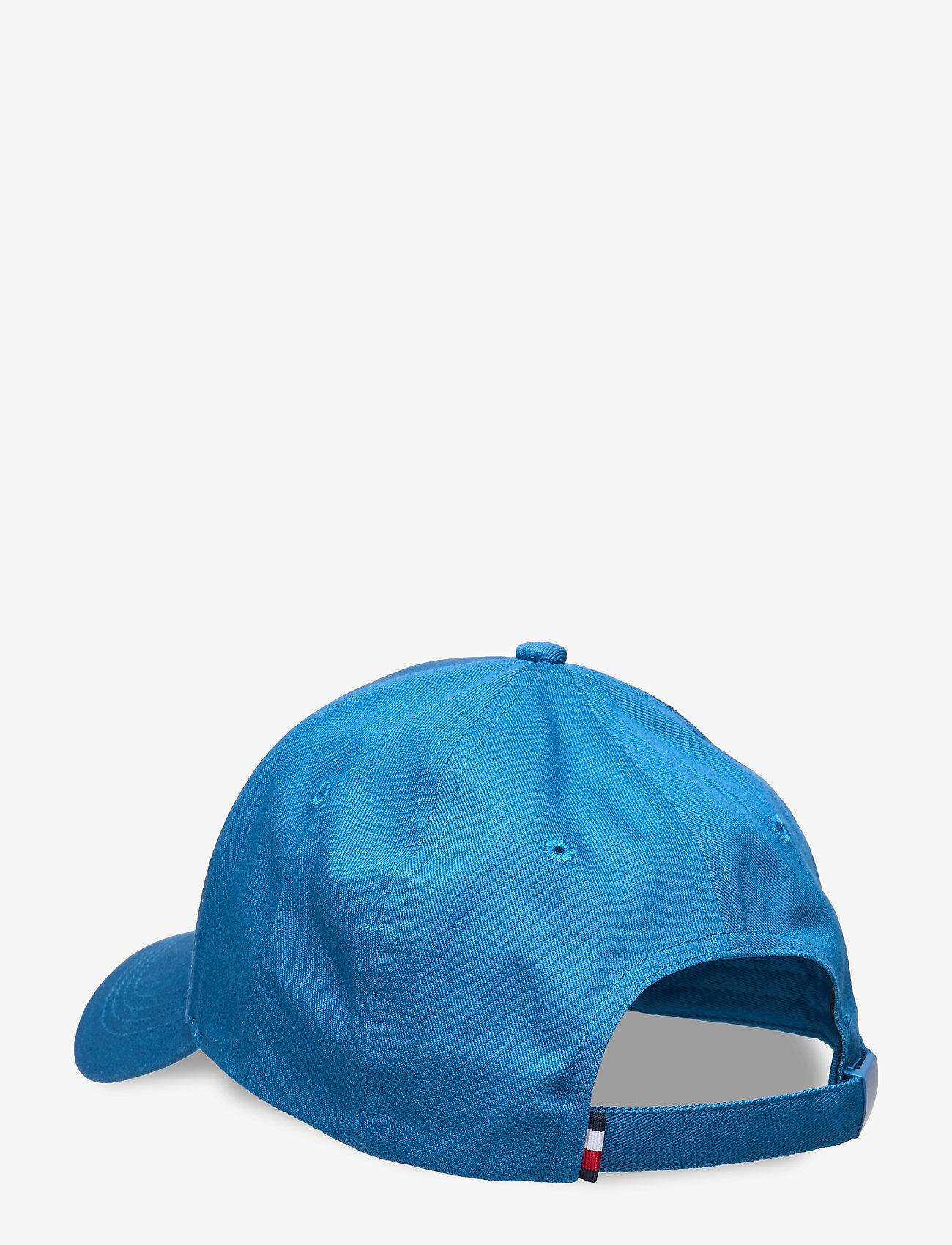 Tommy Hilfiger - BIG FLAG CAP - casquettes - regatta blue - 1