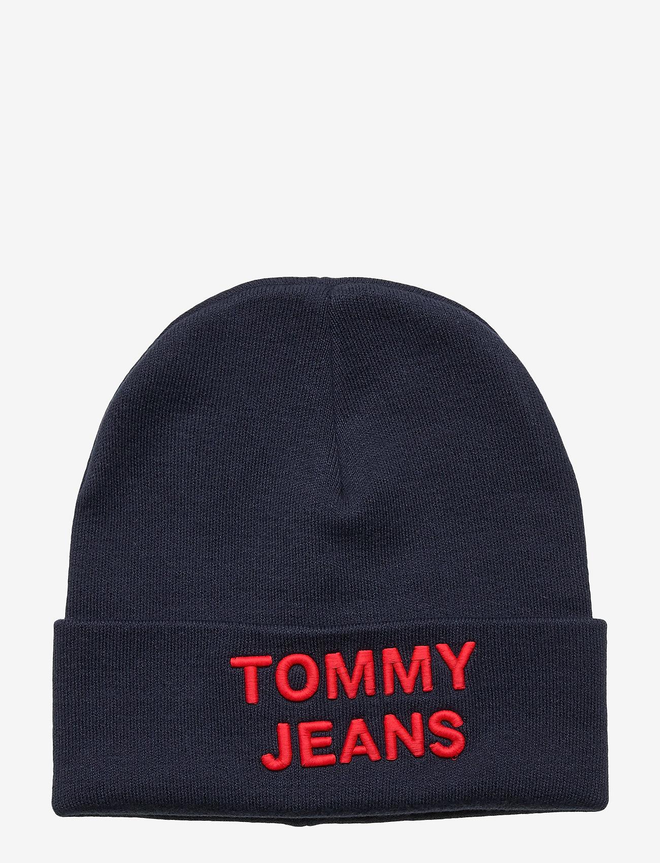 Tommy Hilfiger - TJM LOGO BEANIE - bonnet - corporate - 0