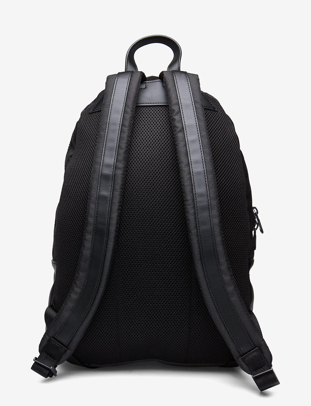 Tommy Hilfiger Modern Nylon Backpac - Ryggsäckar Black