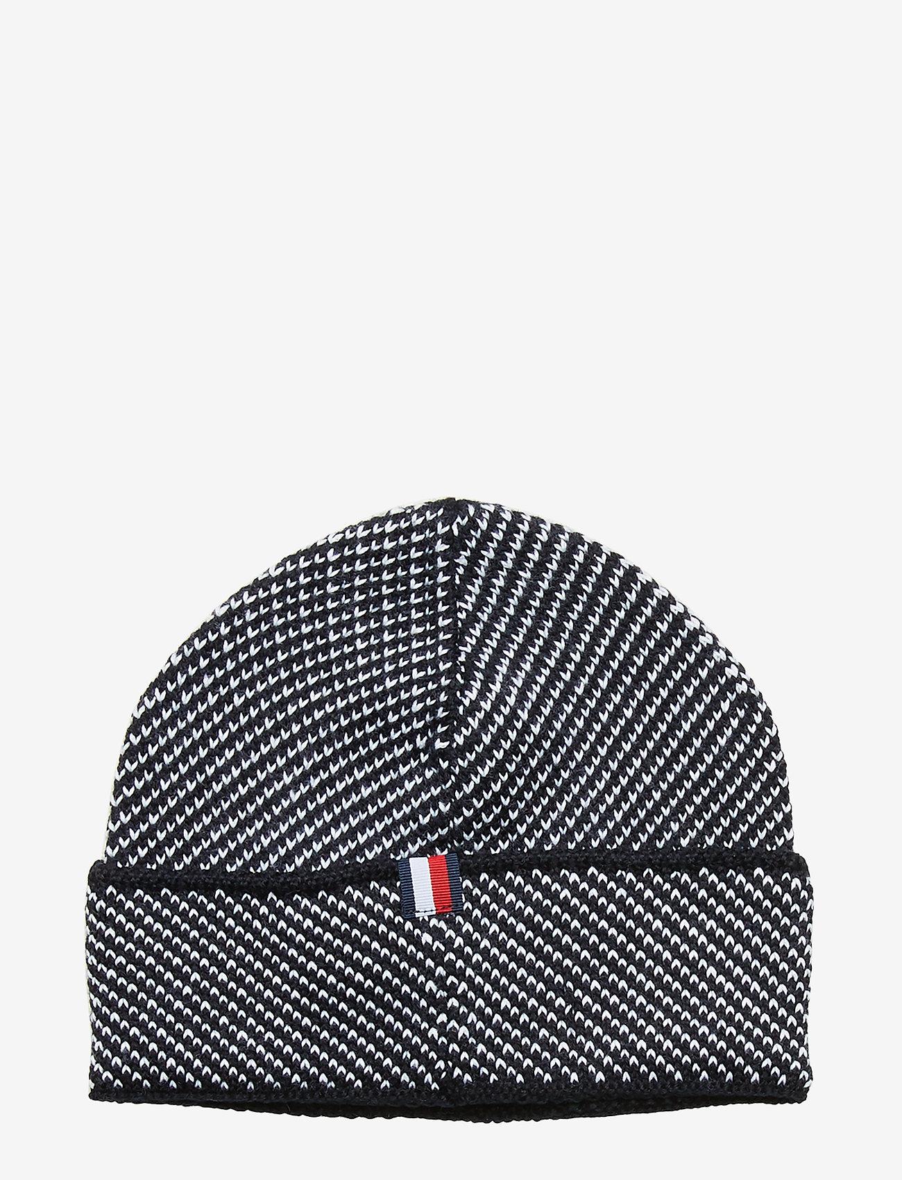 Tommy Hilfiger - CORPORATE INTARSIA B - bonnet - corporate - 1