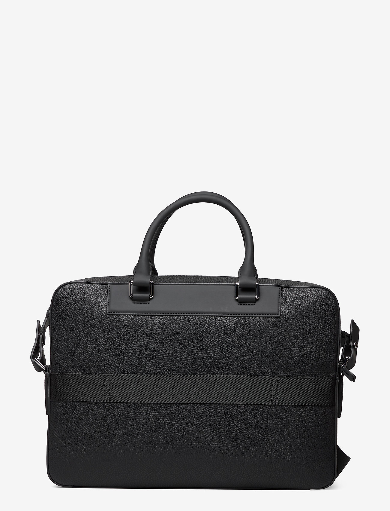 Tommy Hilfiger - TH DOWNTOWN COMPUTER - computertasker - black - 1