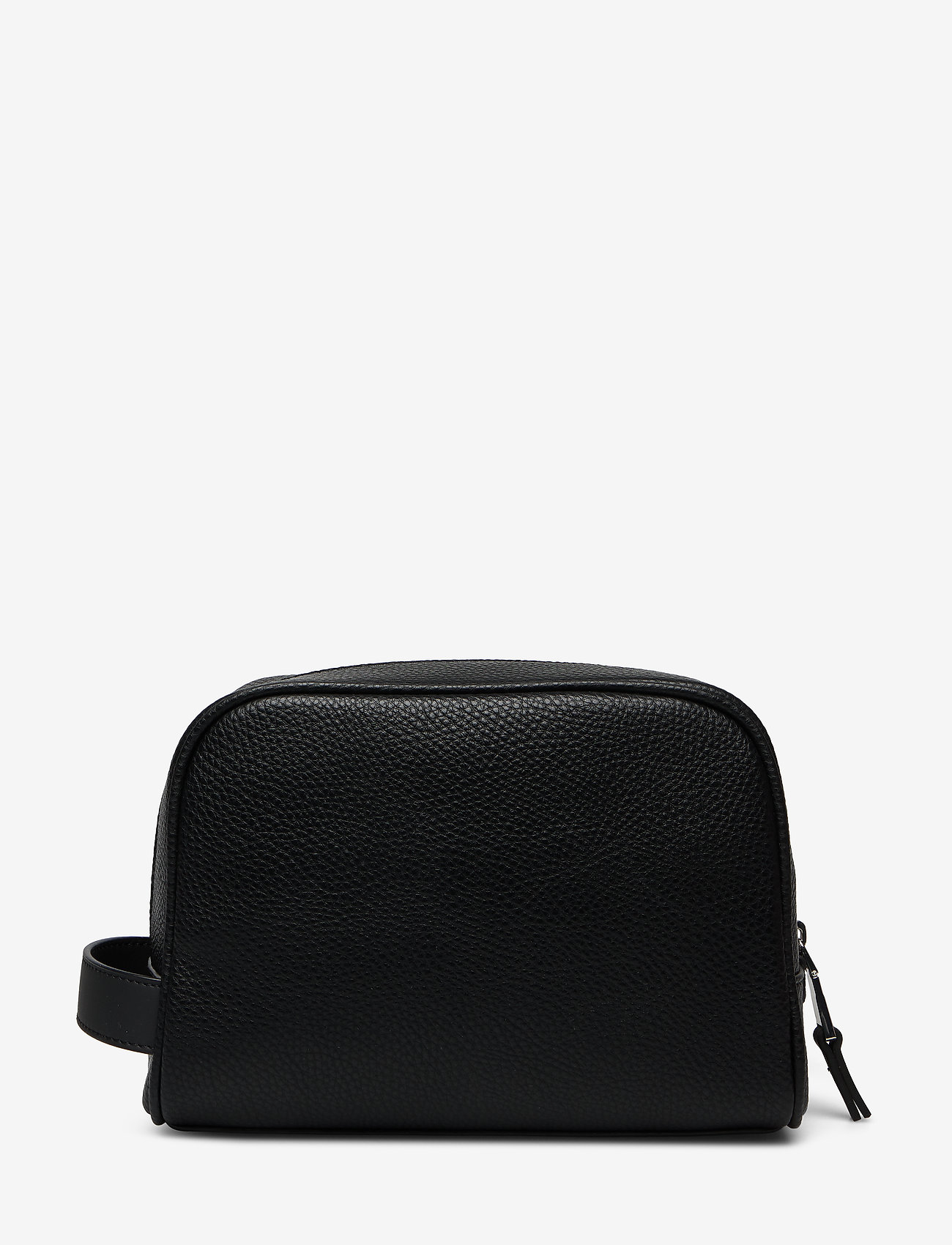 Tommy Hilfiger - DOWNTOWN WASHBAG - meikkilaukut - black