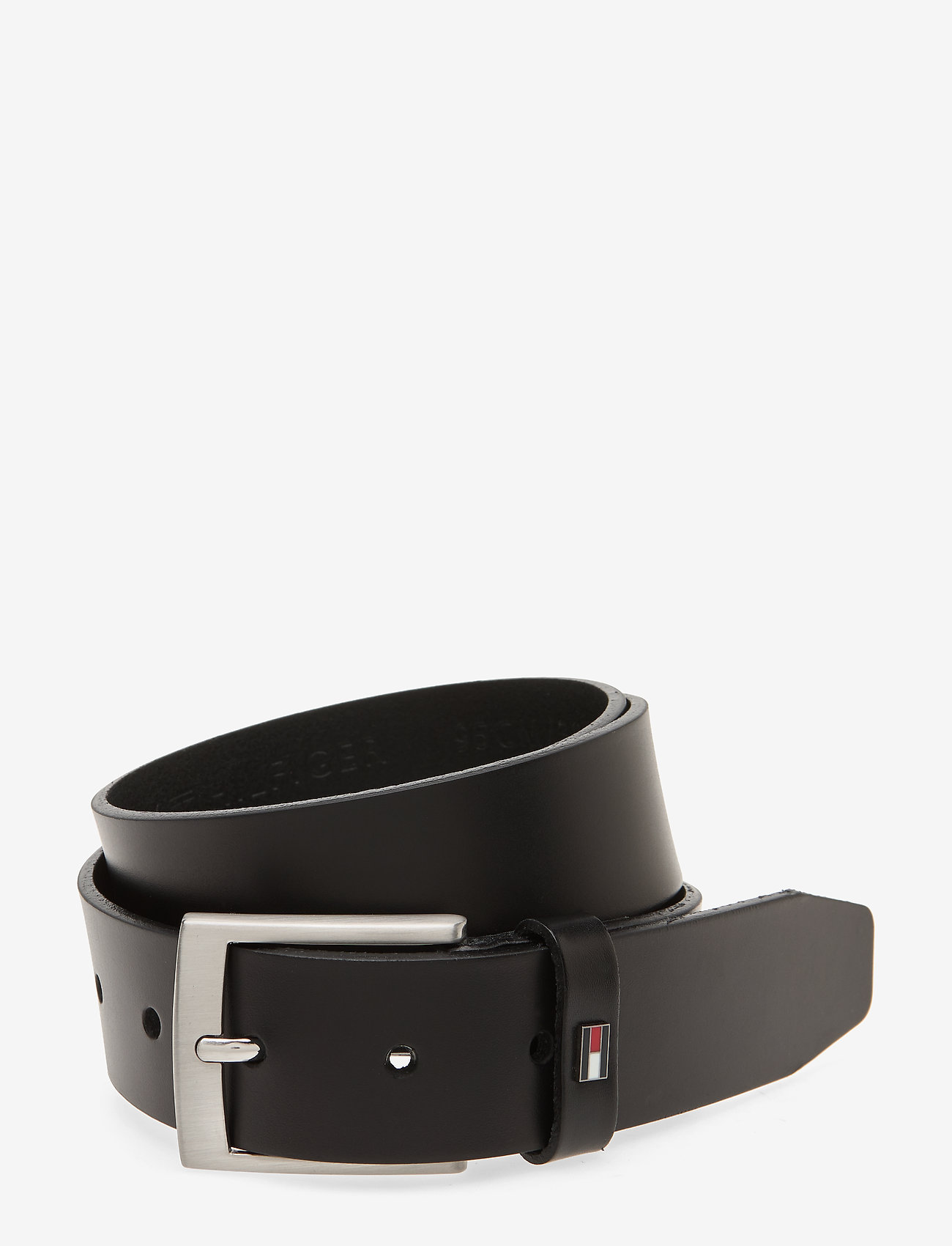 Tommy Hilfiger - ADAN LEATHER 3.5 - belts - black - 0