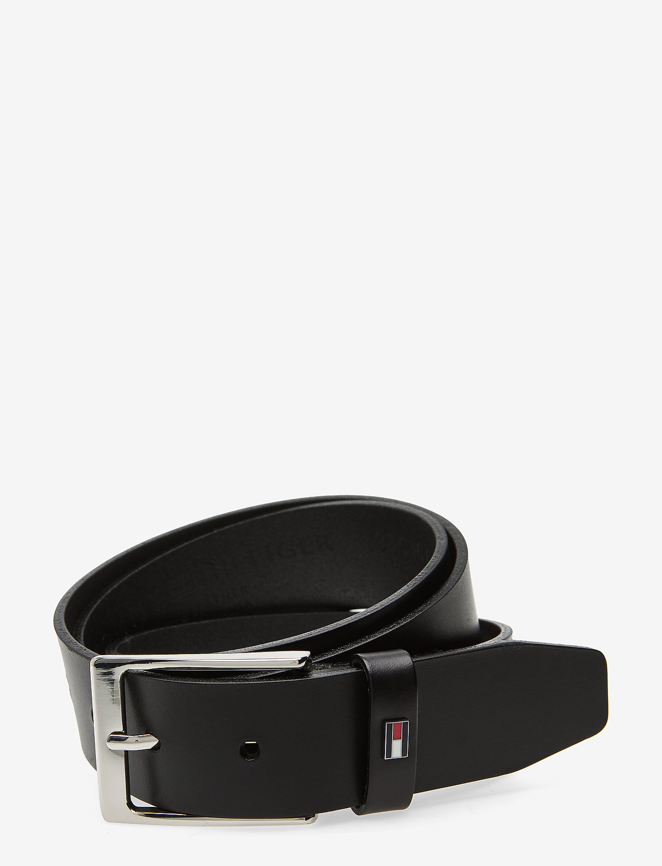 Tommy Hilfiger - LAYTON LEATHER 3.5 - classic belts - black
