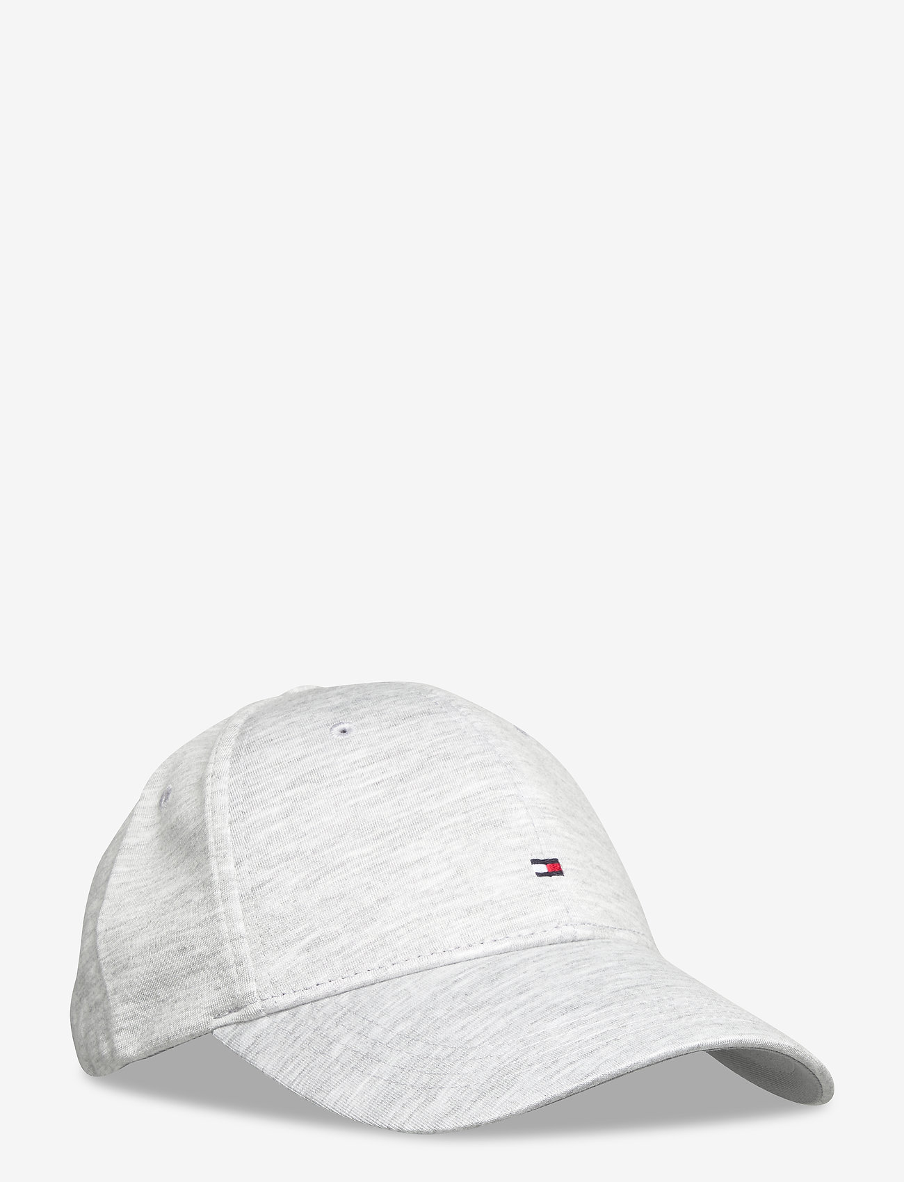 Tommy Hilfiger - BB CAP JERSEY - casquettes - light grey melange - 0