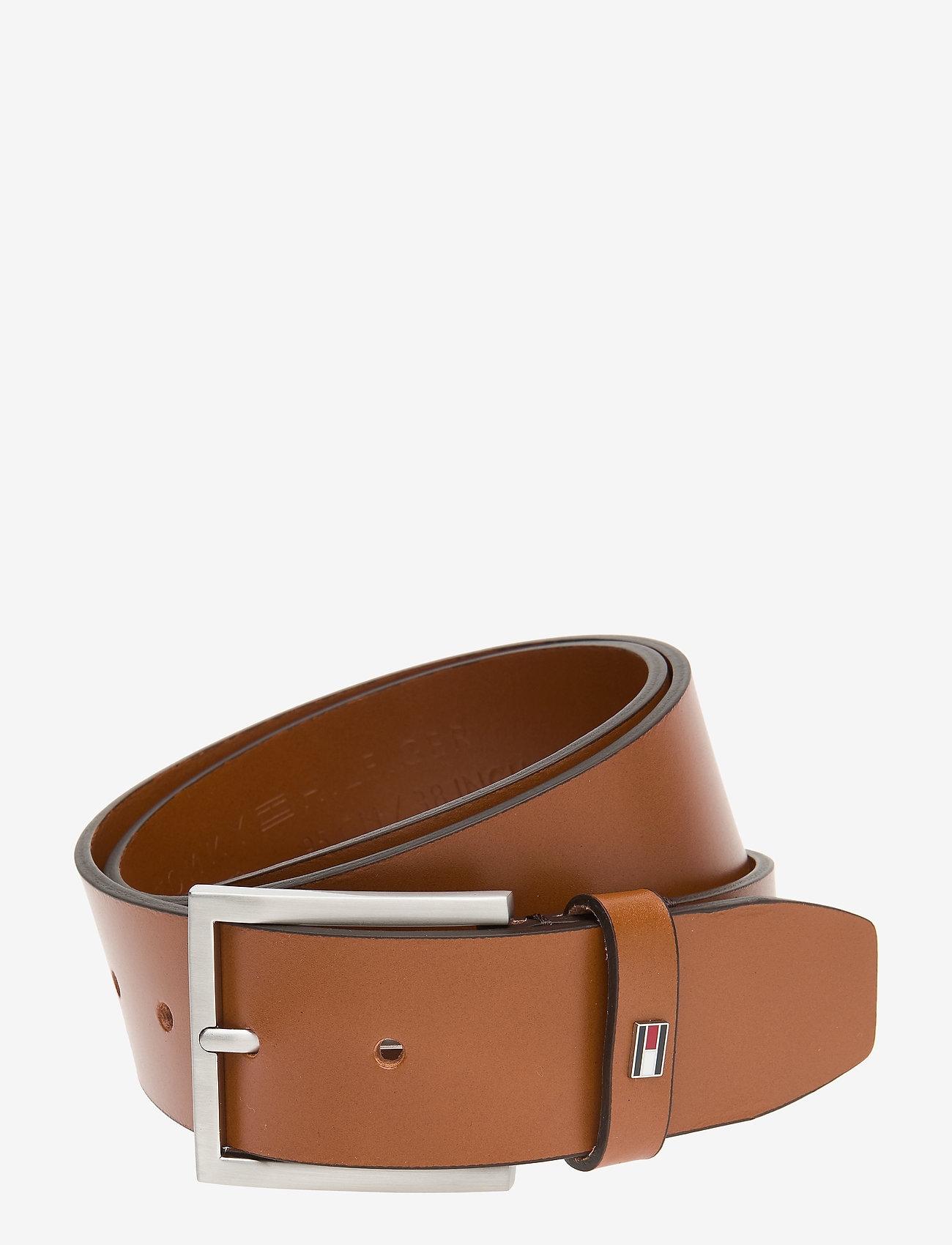 Tommy Hilfiger - HAMPTON LEATHER 4.0 - belts - cognac 18-1421 - 0