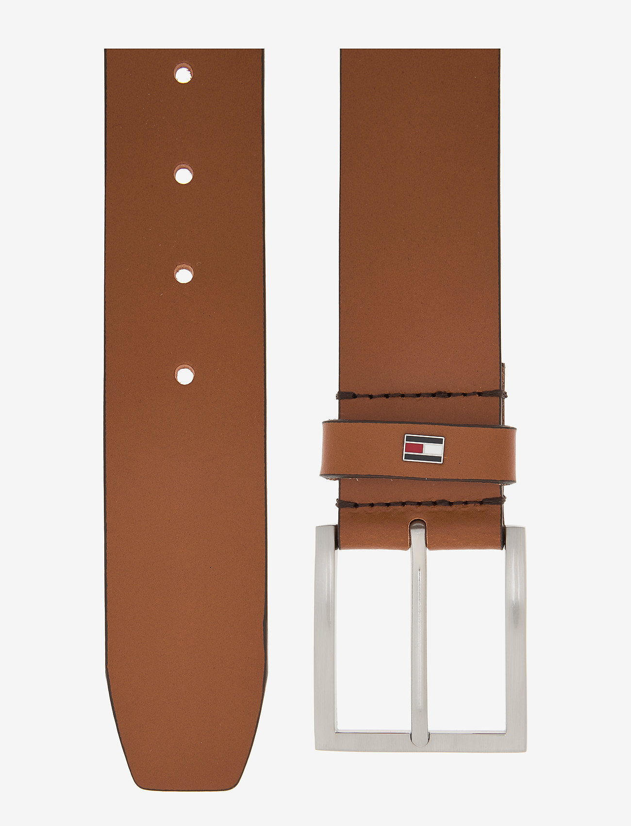 Tommy Hilfiger - HAMPTON LEATHER 4.0 - belts - cognac 18-1421 - 1