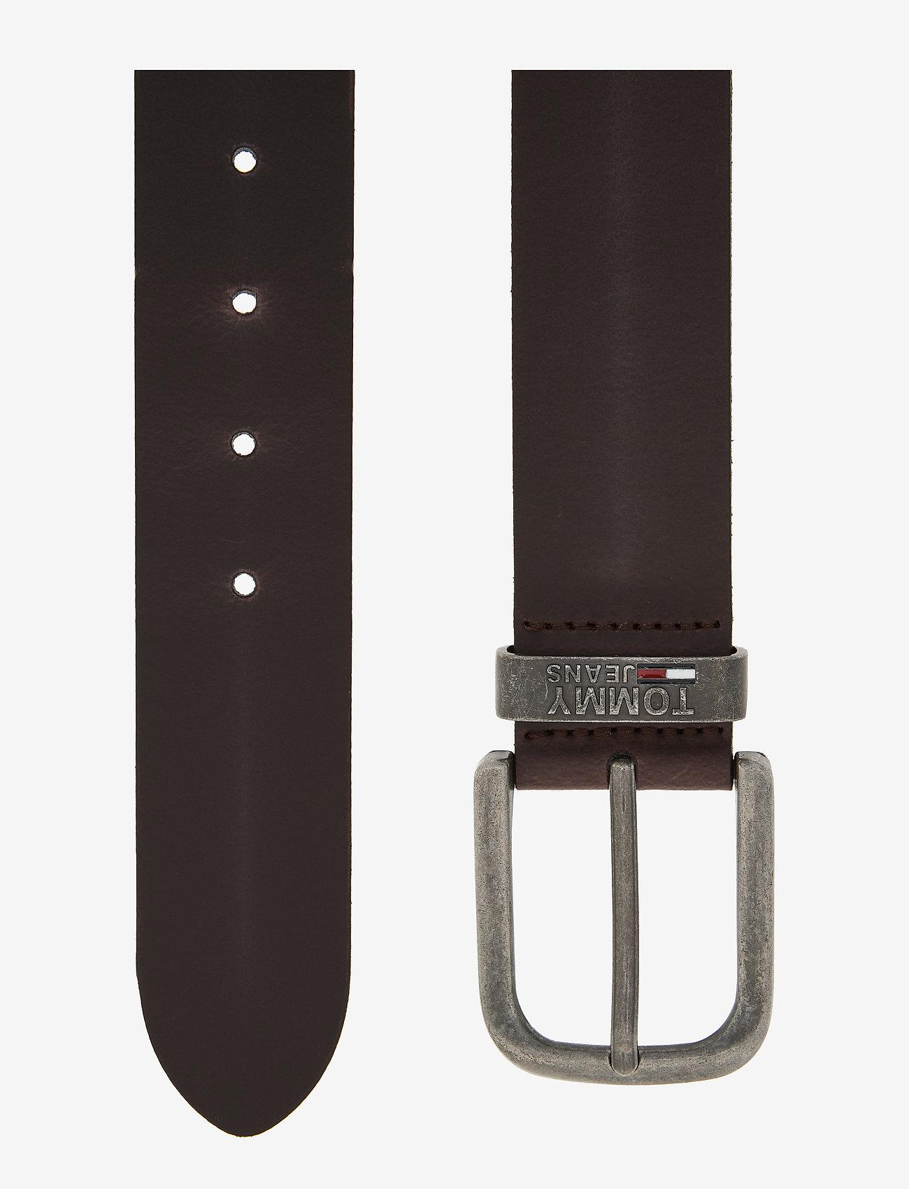 Tommy Hilfiger - TJM METAL LOOP BELT - belts - testa di moro - 1