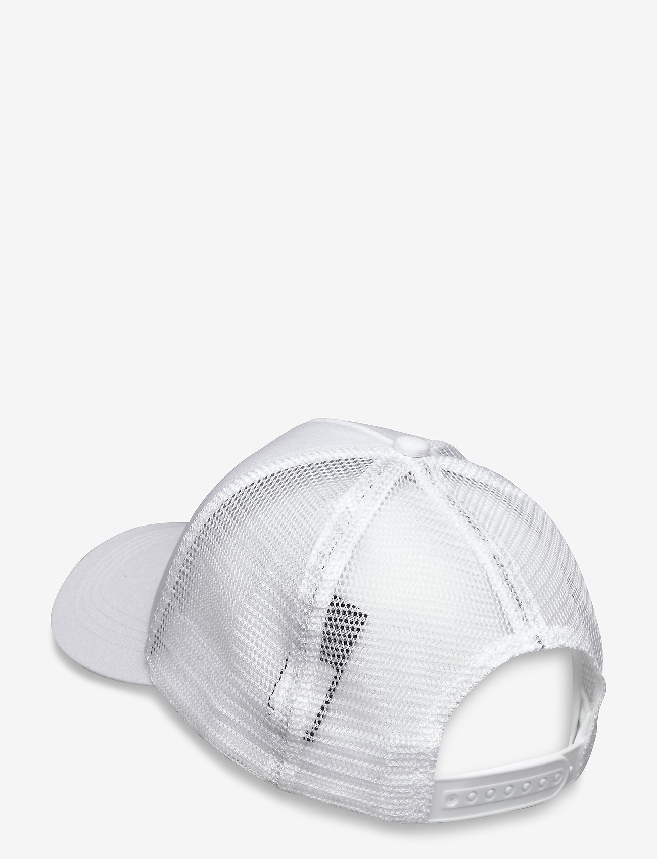 Tommy Hilfiger - TJM TRUCKER FLAG CAP - casquettes - white - 1