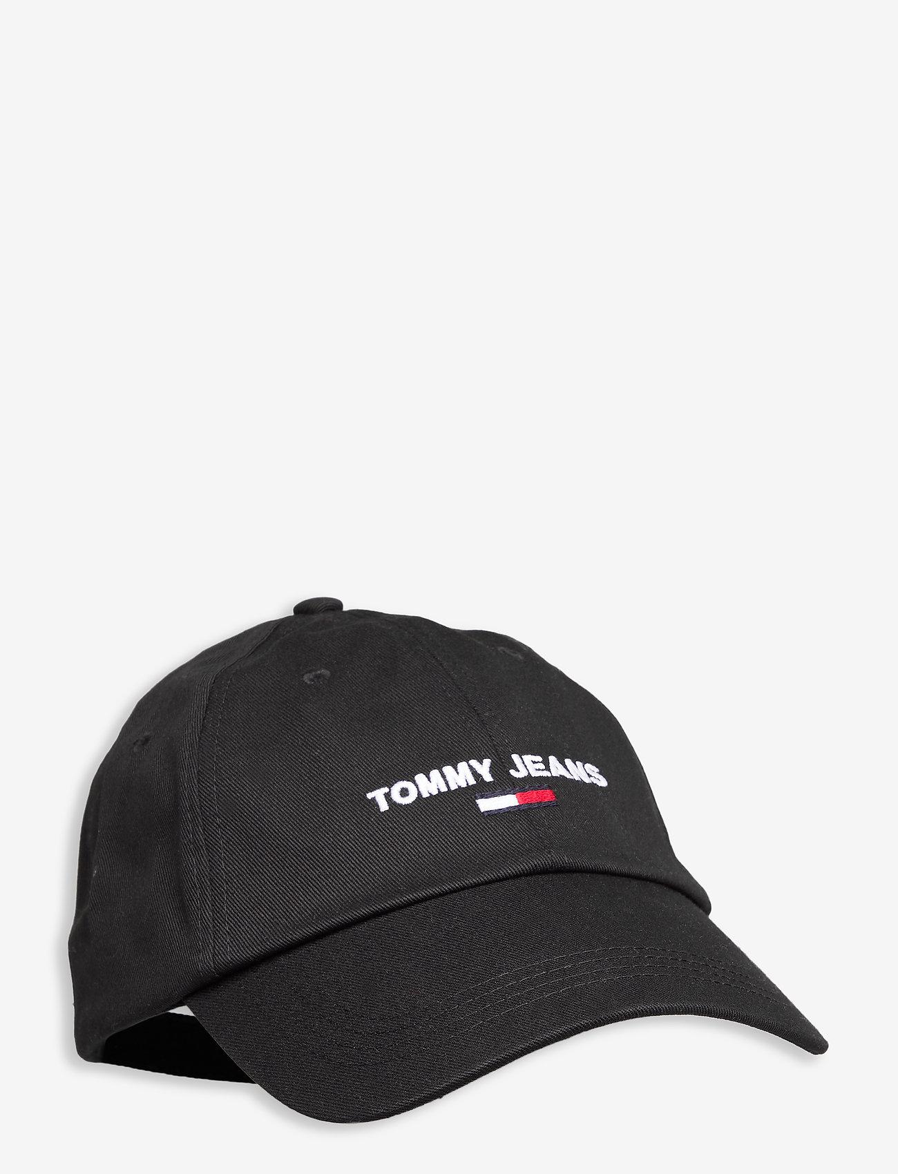 Tommy Hilfiger - TJM SPORT CAP - casquettes - black - 0