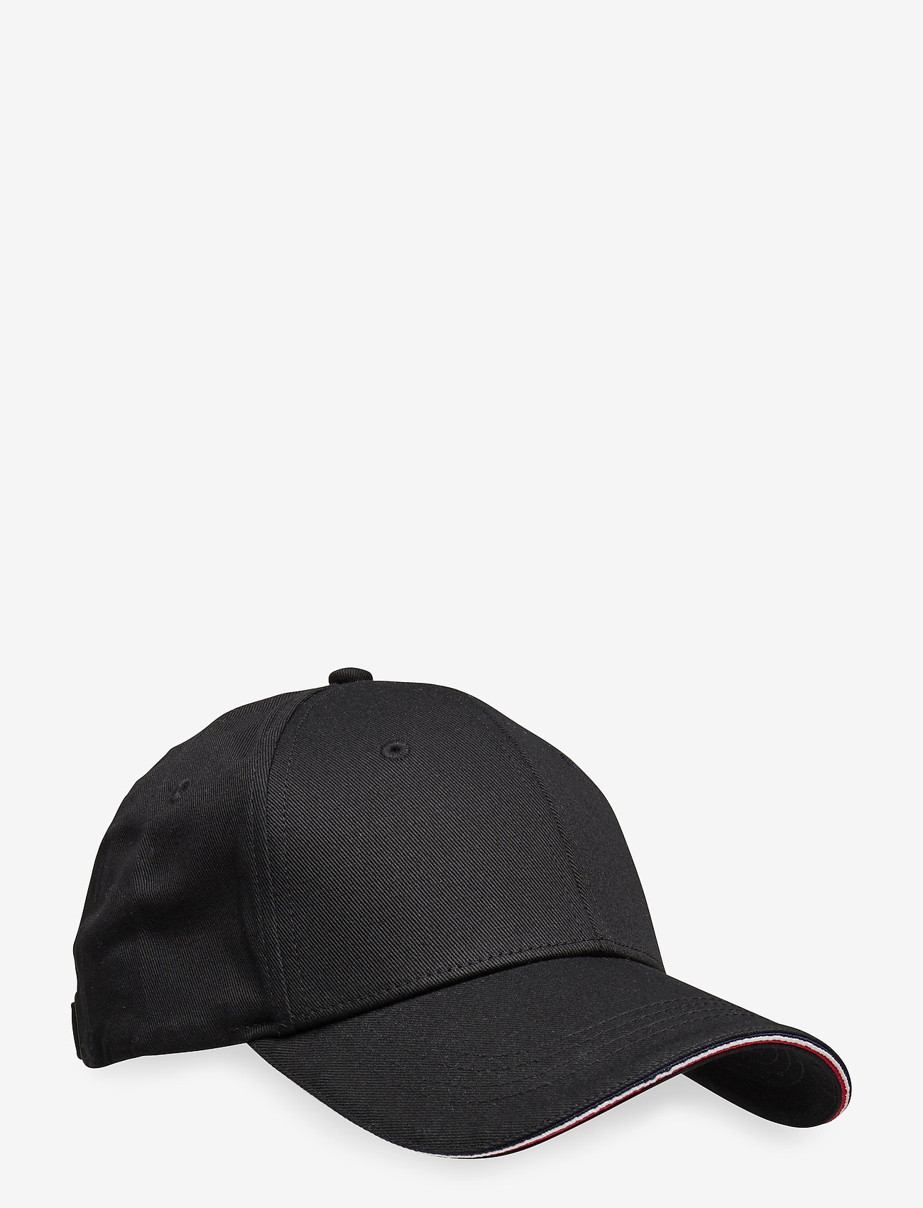 Tommy Hilfiger - ELEVATED CORPORATE CAP - casquettes - black - 0