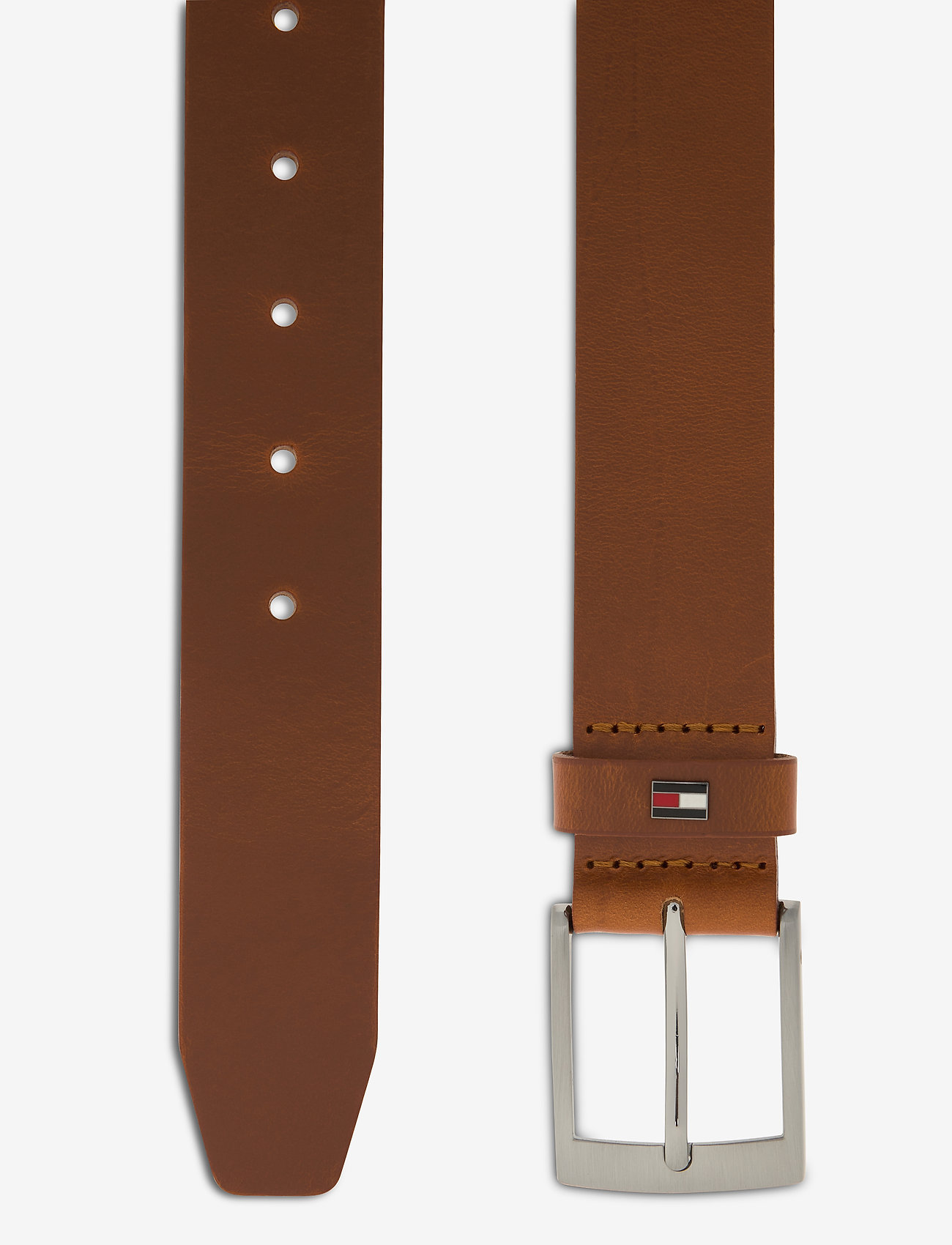 Tommy Hilfiger - ADAN LEATHER 3.5 - belts - cognac - 1