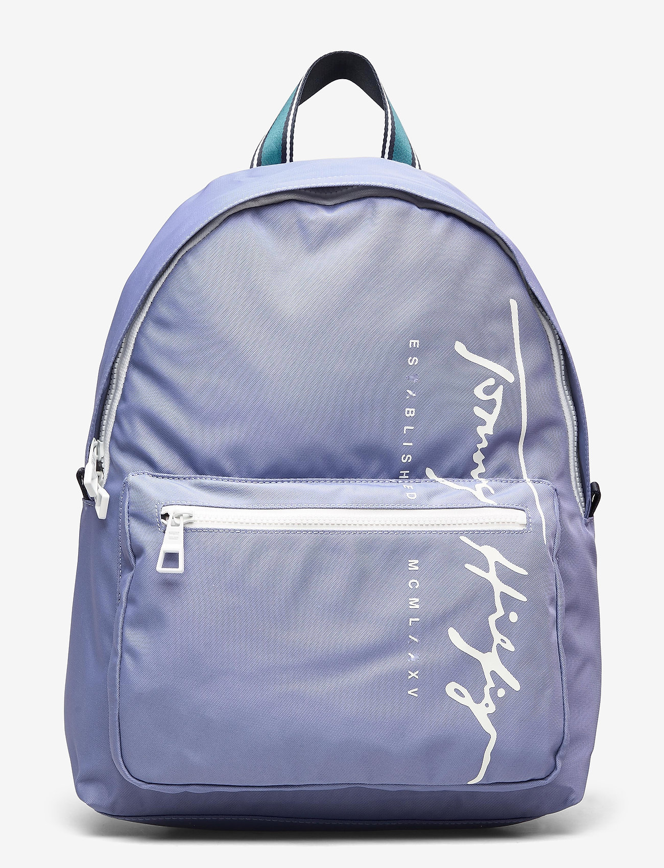 Tommy Hilfiger - TH SIGNATURE BACKPACK - sacs a dos - washed ink - 0