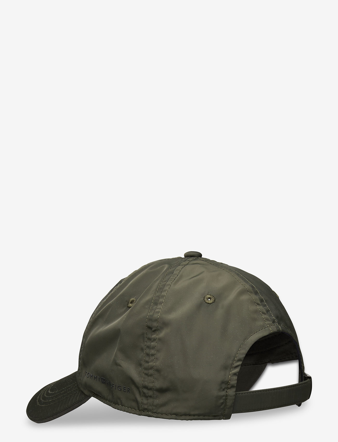 Tommy Hilfiger - TAILORED CAP NYLON - casquettes - grey sage - 1