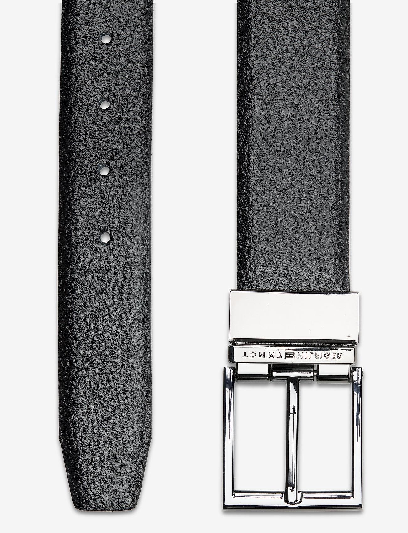 Tommy Hilfiger - FORMAL BOMBE REV 3.5 - belts - black - 1