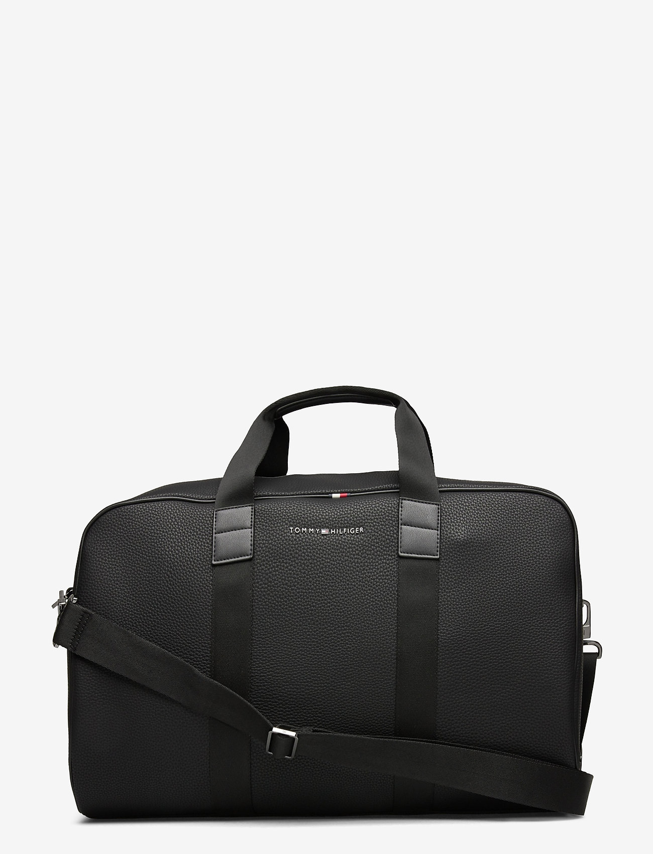 Tommy Hilfiger - ESSENTIAL WEEKENDER - weekend bags - black - 0