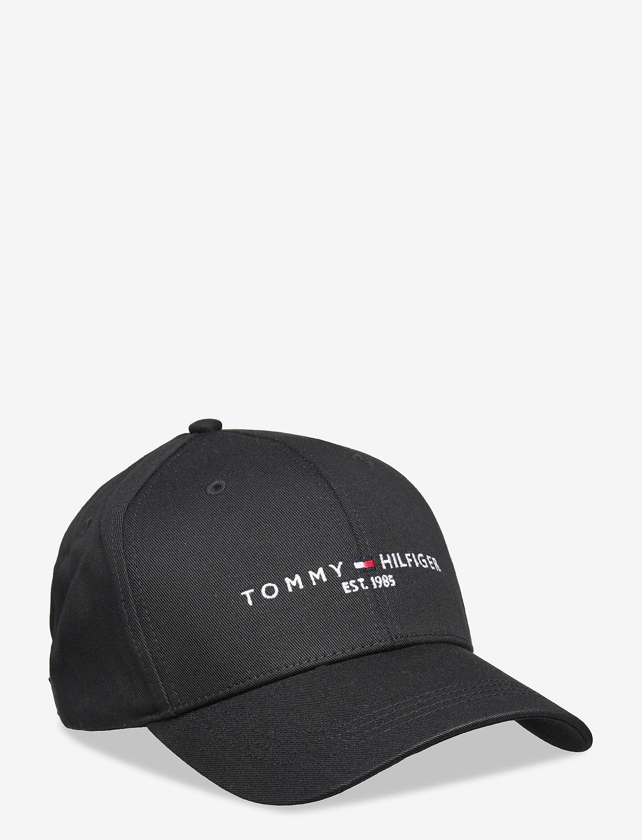 Tommy Hilfiger - TH ESTABLISHED CAP - kasketter - black - 0