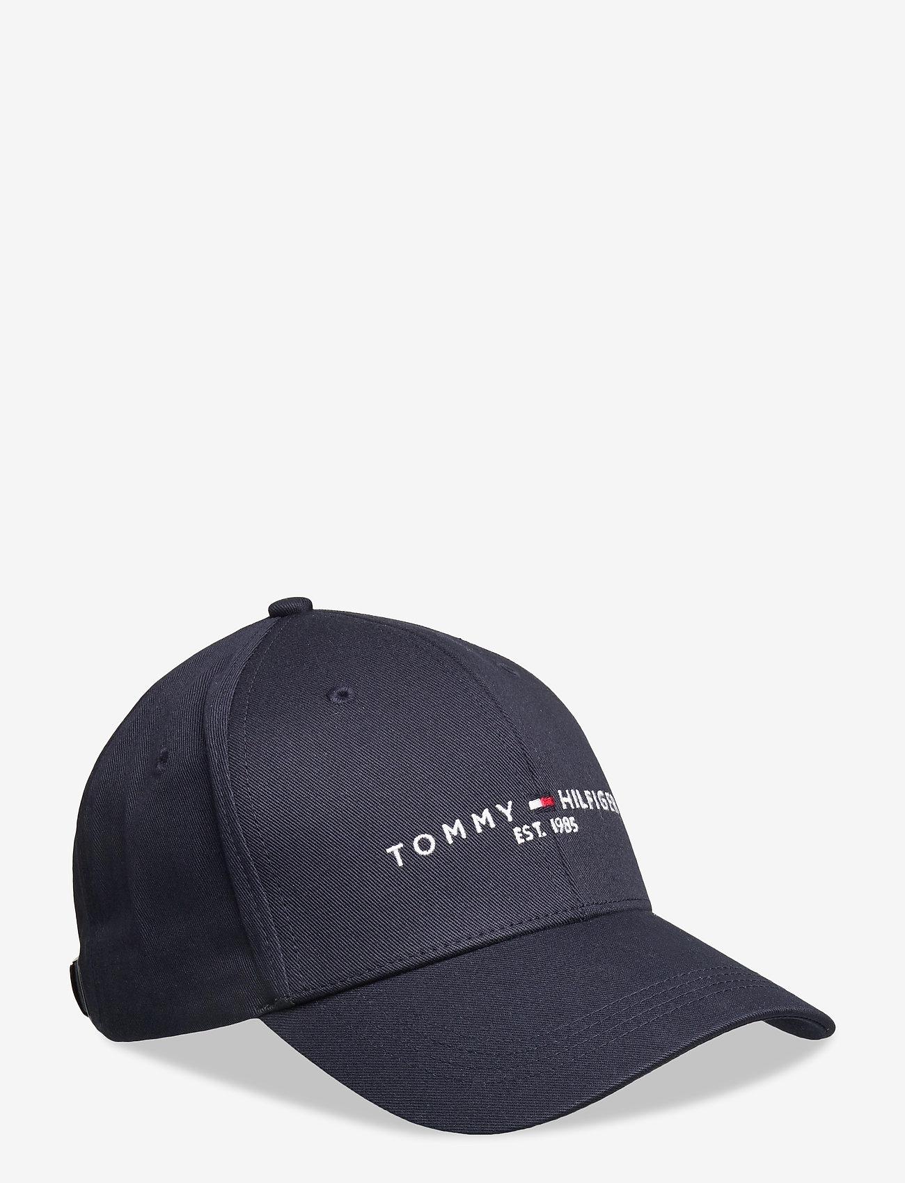 Tommy Hilfiger - TH ESTABLISHED CAP - kasketter - desert sky - 0