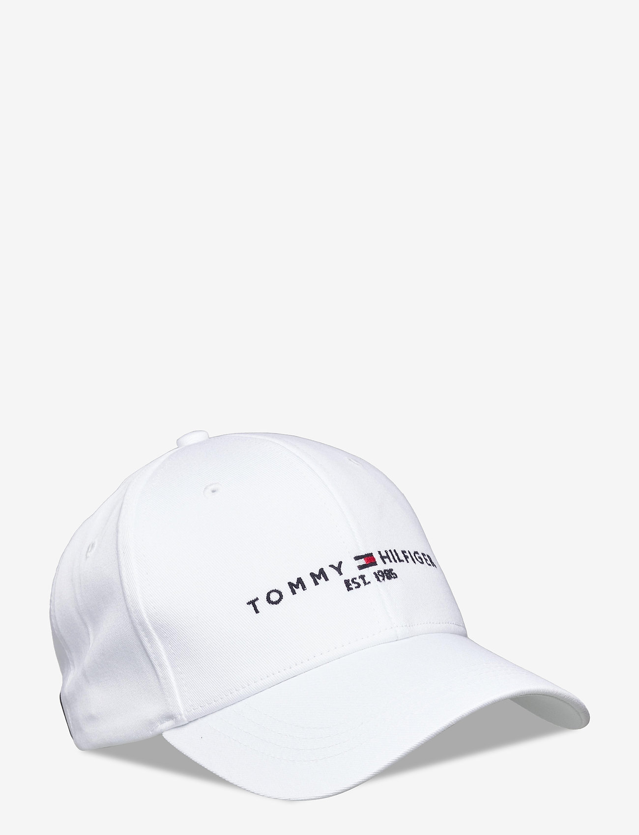 Tommy Hilfiger - TH ESTABLISHED CAP - kasketter - white - 0