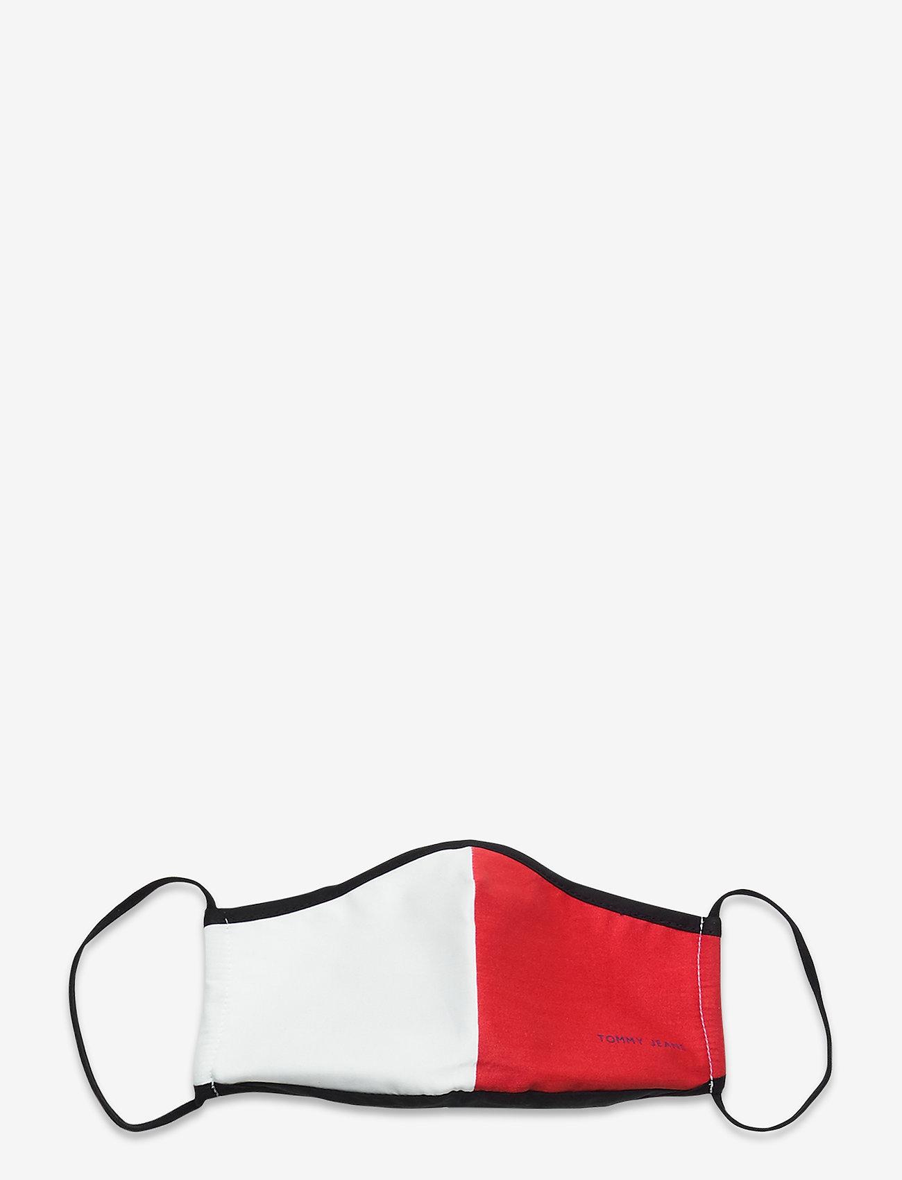 Tommy Hilfiger - TOMMY JEANS MEN FLAG FACE COVER - ansiktsmasker - corporate - 0