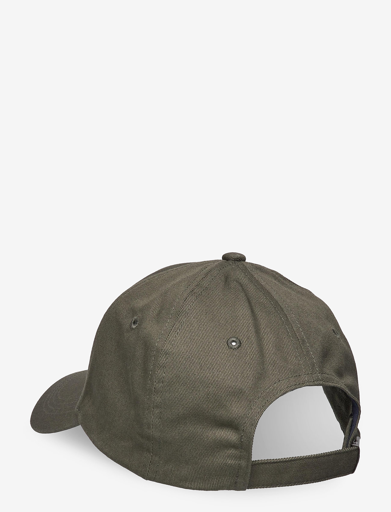 Tommy Hilfiger - TJM FLAG CAP - czapki - dark olive - 1