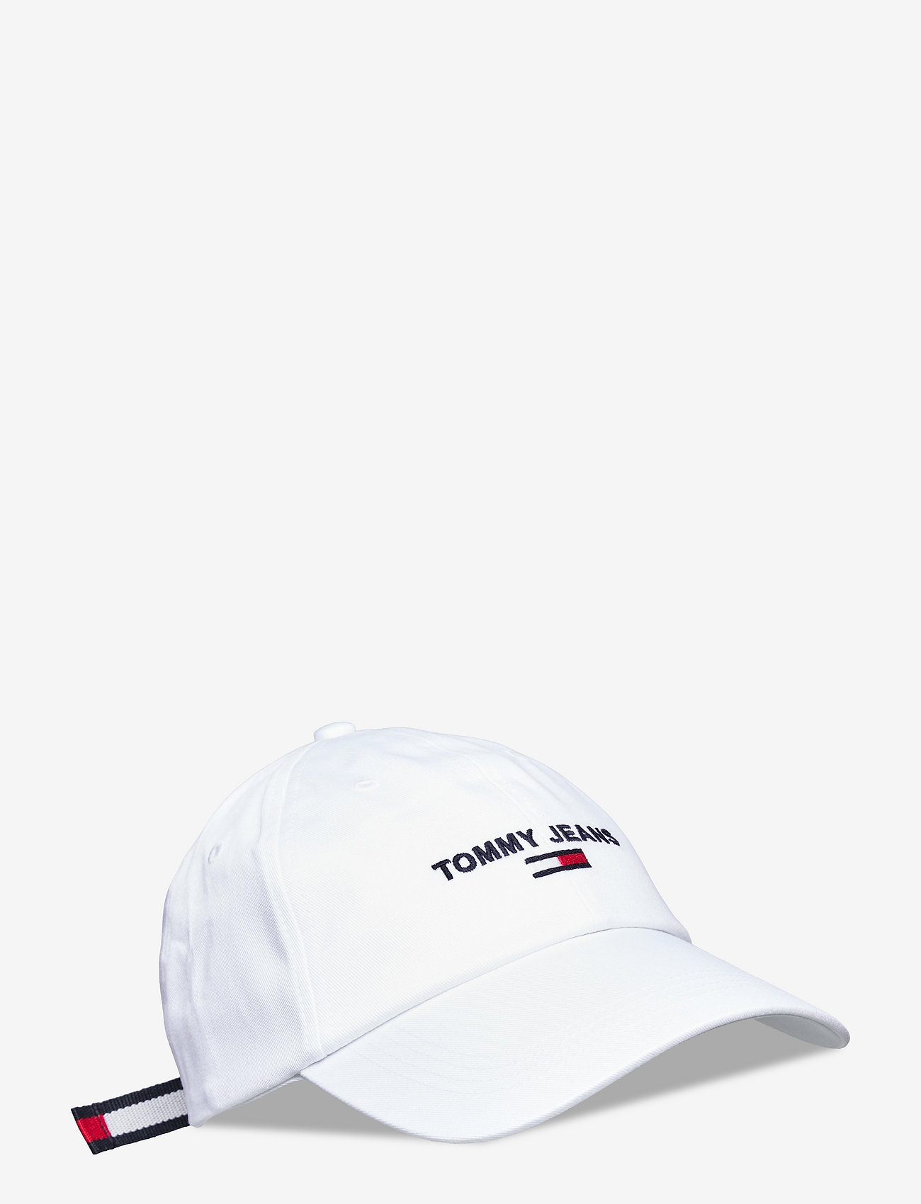 Tommy Hilfiger - TJM SPORT CAP - czapki - white - 0