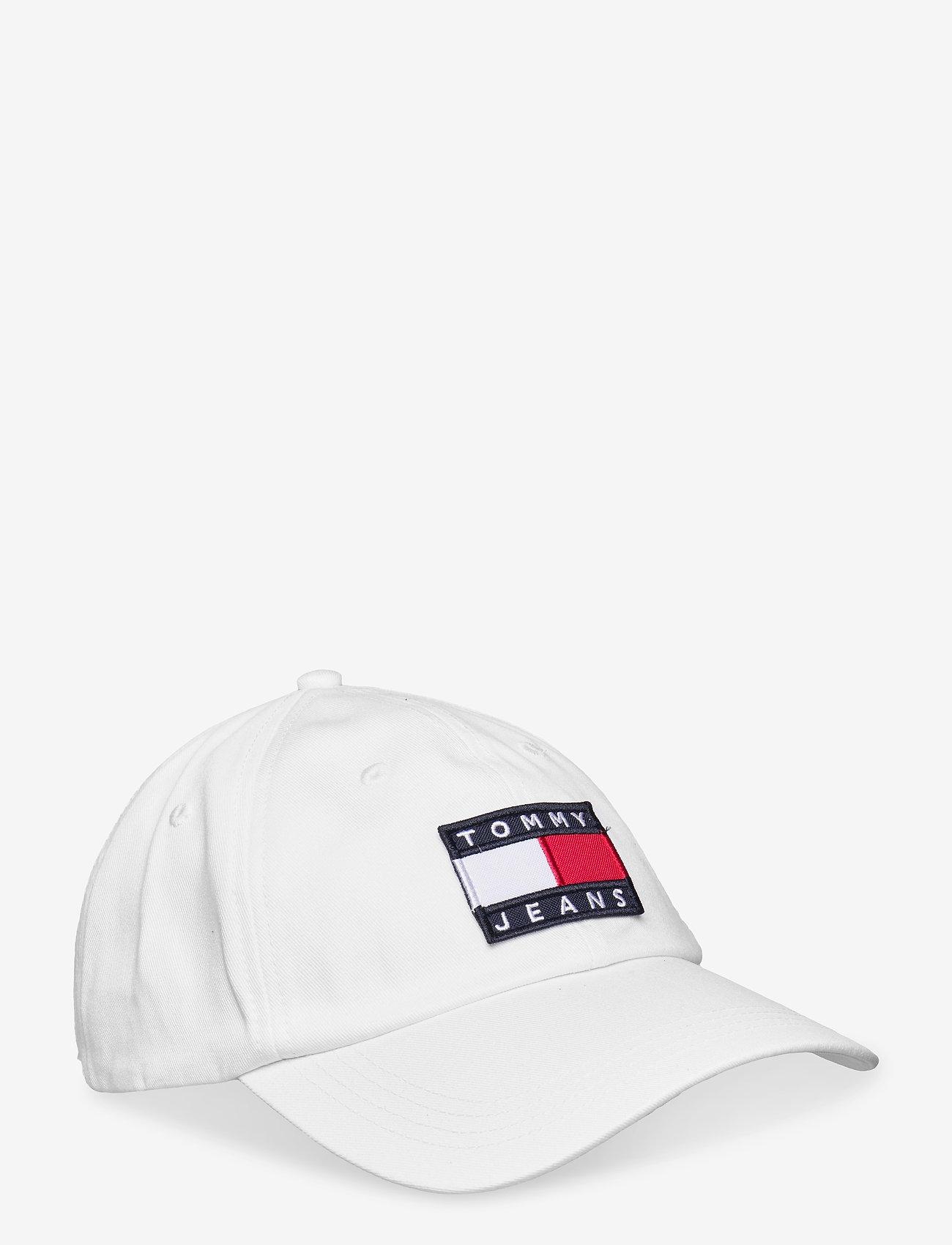 Tommy Hilfiger - TJM HERITAGE CAP - kasketter - white - 0