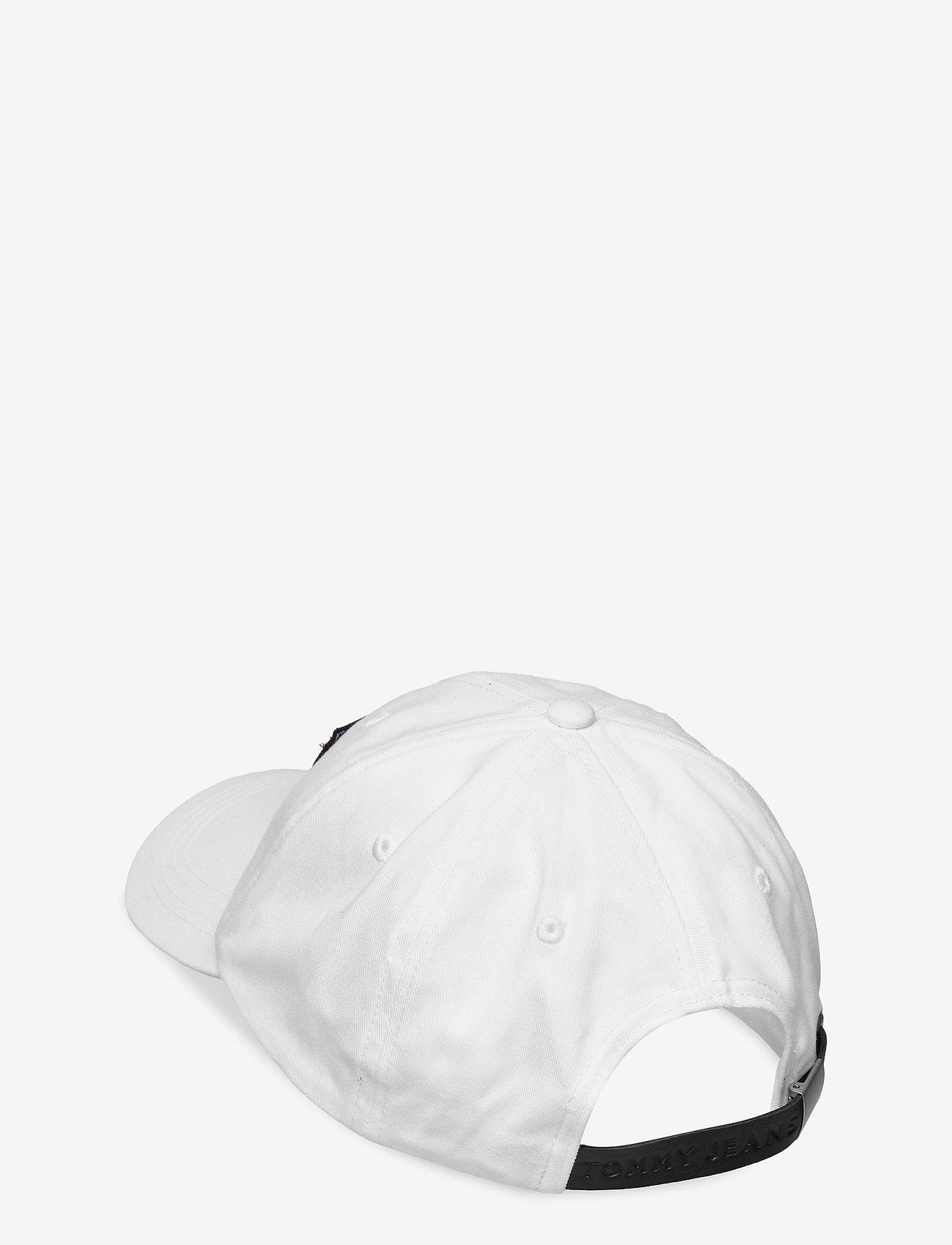 Tommy Hilfiger - TJM HERITAGE CAP - kasketter - white - 1