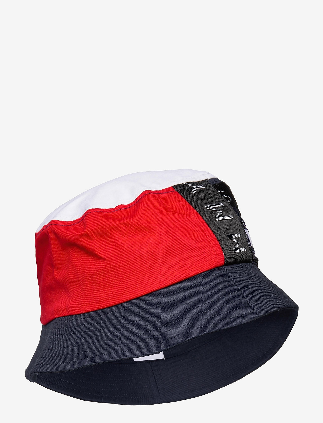 Tommy Hilfiger - TJM HERITAGE BUCKET HAT CP - bucket hats - corporate - 0
