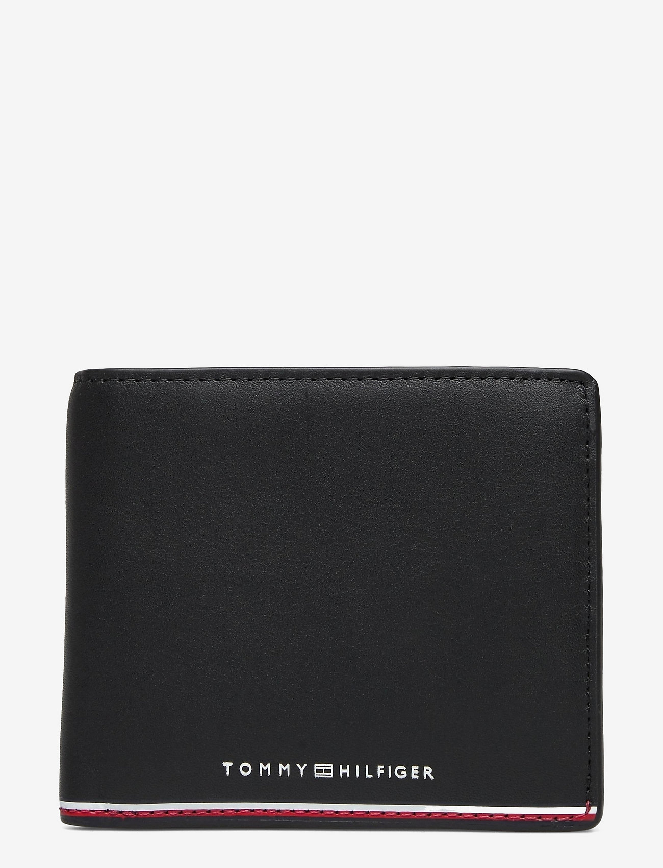 Tommy Hilfiger - TH COMMUTER EXTRA CC AND COIN - wallets - black - 0